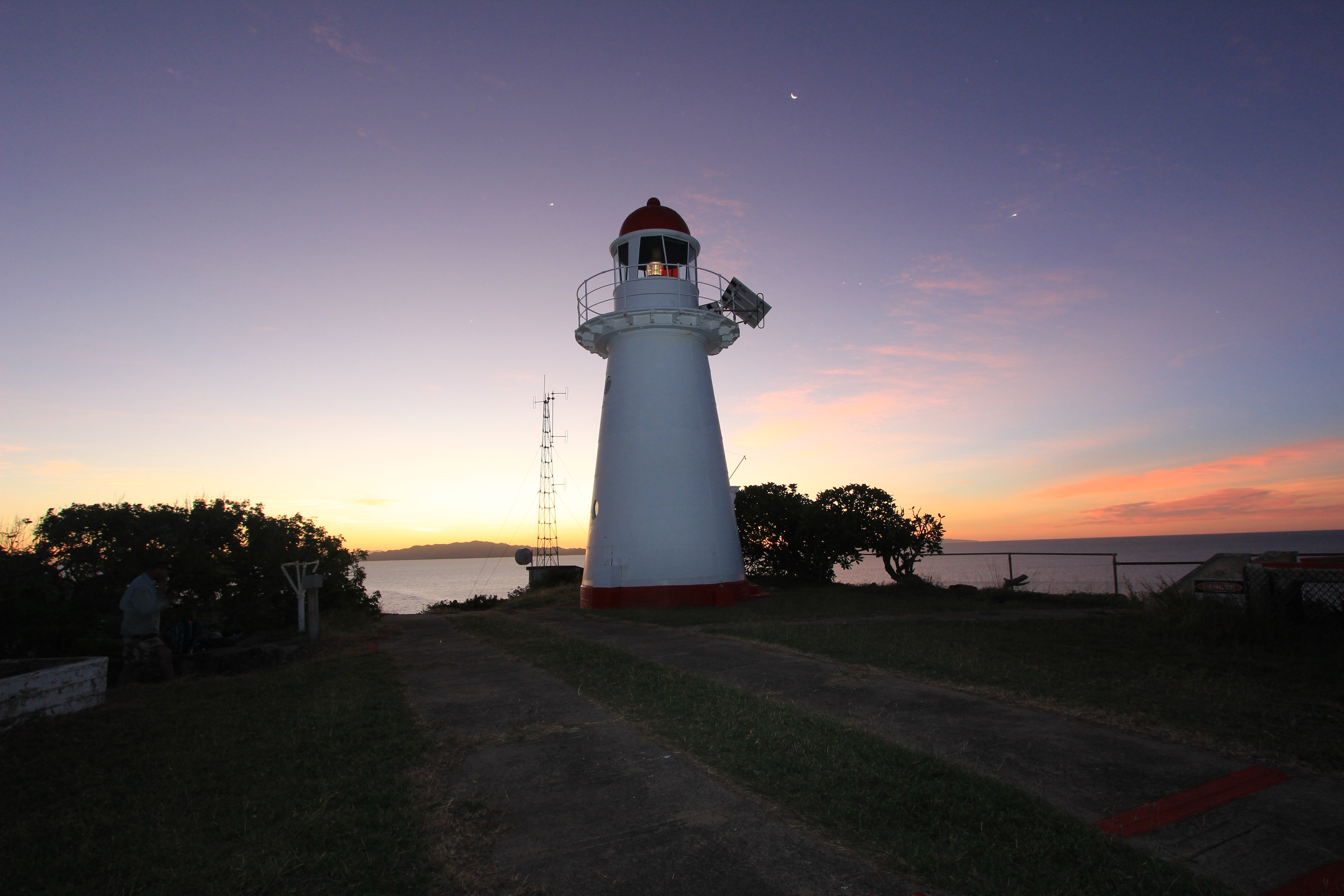 Discover the history of Cape Cleveland Lighthouse