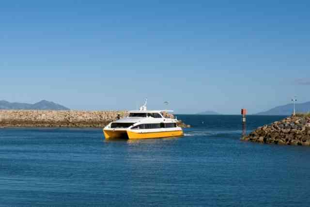 Getting to and around Magnetic Island