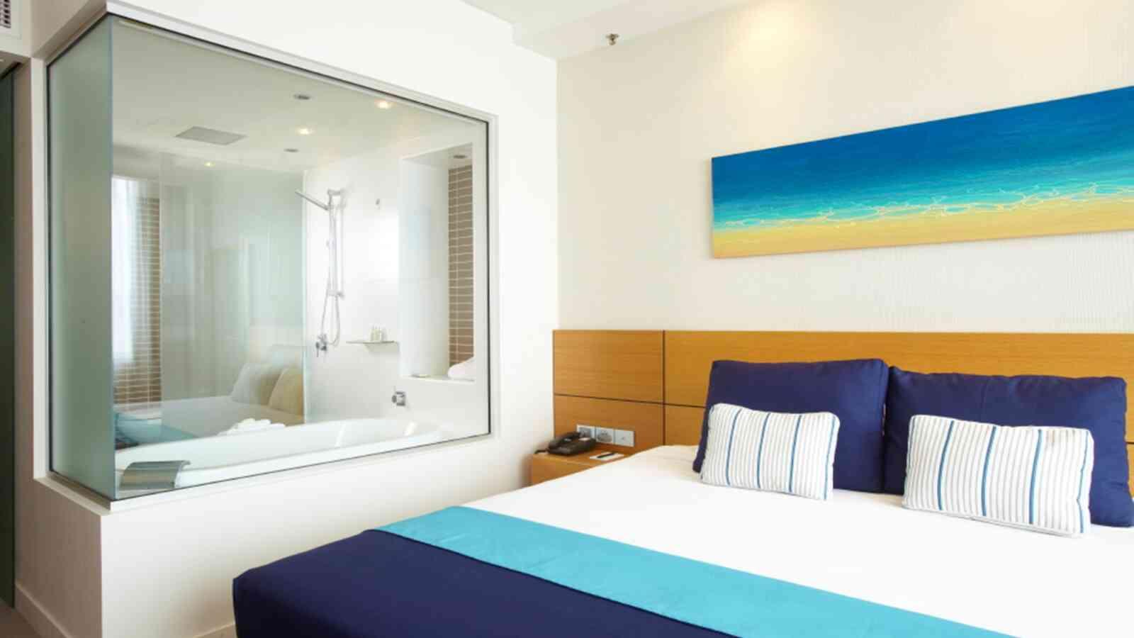 Executive Room Bed Bath