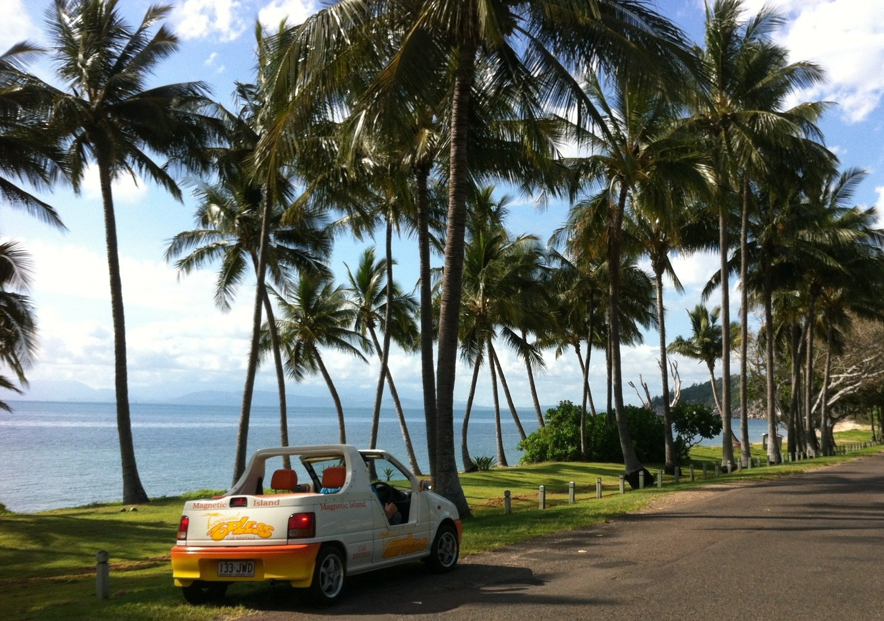 Magnetic Island Car Hire Nelly Bay
