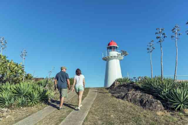 Cape Cleveland Lighthouse Tour