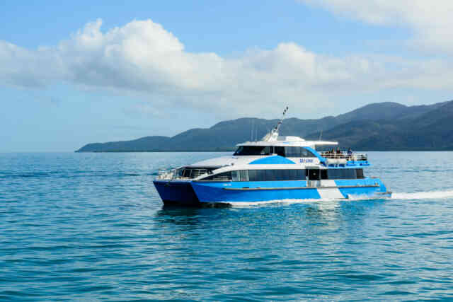Magnetic Island Ferry Timetable
