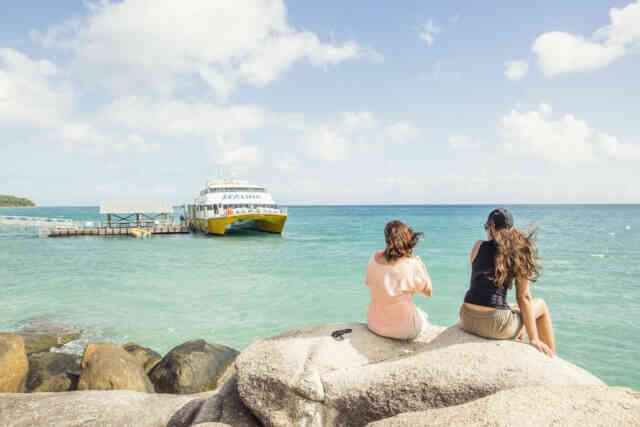 Orpheus Island Day Tour