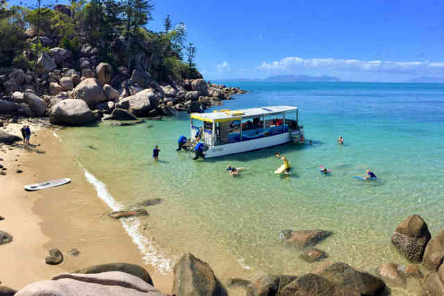 Aquascene Magnetic Island